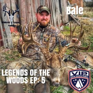 Legends Of The Woods EP 5: Adam Cartright