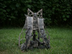 Trying the Lock & Walk High Lander tree stand system.