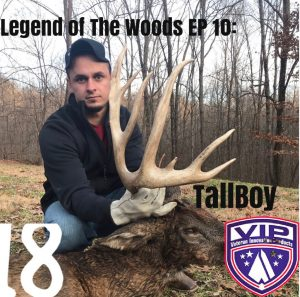 Legend of The Woods EP 10: TallBoy