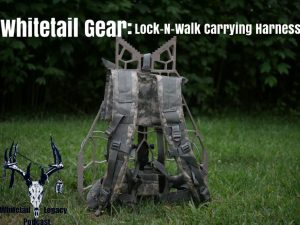 Whitetail Gear: Lock-N-Walk Safety Harness