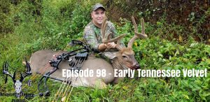 EPISODE 98 – EARLY VELVET IN TENNESSEE WITH AARON WEBB