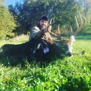 Does Hunting Morning Early Season Pay Off For Big Bucks