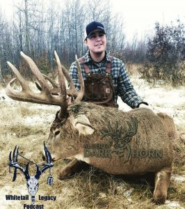 Episode 110 – Cold Weather Hunting Tactics on Giant Whitetails