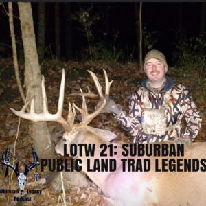 LOTW 21: Suburban Public Land Trad Legends